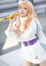 Cosplay-Cover: Sheryl Nome ~ White Bunny~