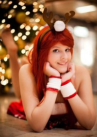 Cosplay-Cover: Cat Valentine [Christmas]