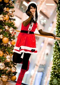 Cosplay-Cover: Jade West [Christmas] (Victorious) ♪