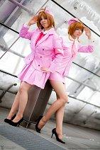 Cosplay-Cover: Sakura-hime [サクラ姫] (Stewardess)