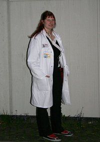 Cosplay-Cover: Dr. Allison Cameron (Dr. House)