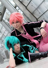 Cosplay-Cover: Mikuo ( Love is war )