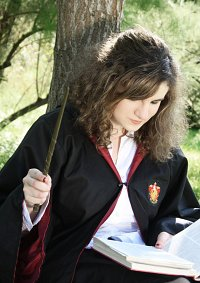Cosplay-Cover: Hermione Jean Granger