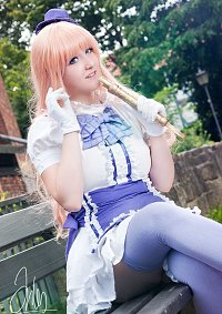 Cosplay-Cover: Sheryl Nome (Twin Star)