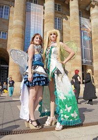 Cosplay-Cover: Green Butterfly
