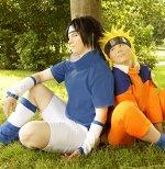 Cosplay-Cover: Uchiha Sasuke