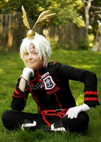Cosplay-Cover: Allen Walker [Third Uniform]