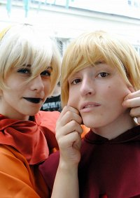 Cosplay-Cover: Rose Lalonde (God Tier)