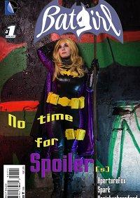 Cosplay-Cover: Batgirl Stephanie Brown
