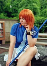 Cosplay-Cover: Nami - Water Seven