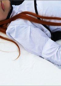 Cosplay-Cover: Inoue Orihime (Arrancar Dress)