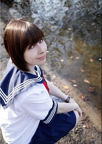 Cosplay-Cover: Ikeuchi Aya [1 litre of tears] summer seifuku