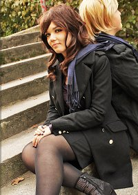 Cosplay-Cover: Sherly Holmes [BBC]