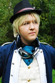 "Cosplay-Cover: Hugh Anthony ""Huey"" Disward [Manga]"