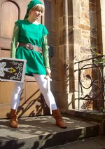 Cosplay-Cover: Link [Wind Waker]