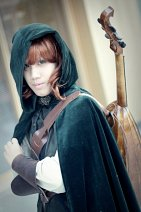 Cosplay-Cover: Kvothe [Name of the Wind - Patrick Rothfuss]