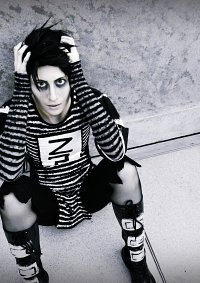 Cosplay-Cover: Johnny, the homicidal maniac