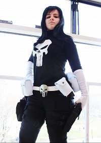 Cosplay-Cover: female Punisher