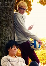 Cosplay-Cover: Tsukishima Kei [Autumn]