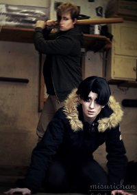 Cosplay-Cover: Yoon Bum [Hostage]