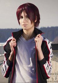 Cosplay-Cover: Rin Matsuoka [Samezuka Jacket]