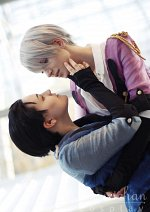 Cosplay-Cover: Viktor Nikiforov [Stay Close To Me]