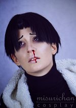 Cosplay-Cover: Yoon Bum [Black Turtleneck]