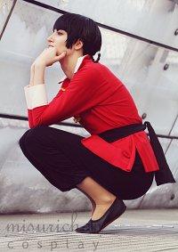 Cosplay-Cover: Ranma Saotome