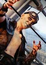 Cosplay-Cover: Nux [Mad Max - Fury Road]