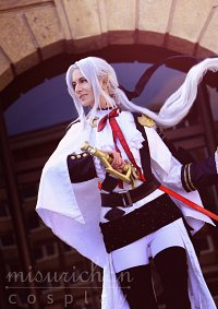 Cosplay-Cover: Ferid Bathory