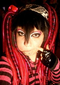 Cosplay-Cover: Aiji『CYBER★HEART』 [selfcreation]