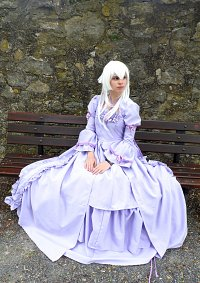 Cosplay-Cover: Alyss/ Will of Abyss Ballkleid