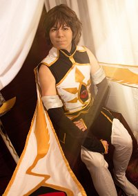 Cosplay-Cover: Suzaku Kururugi [Clamp Artwork]