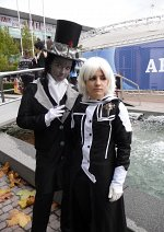 Cosplay-Cover: Sir Tyki Mikk [Anzug]
