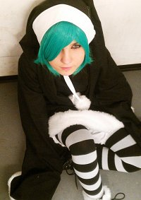 Cosplay-Cover: Luki [Black/White]