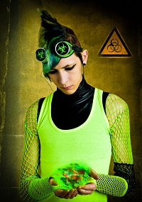 Cosplay-Cover: Cyber de feraille [Androgyny]