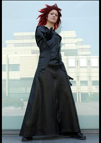 Cosplay-Cover: Axel[Organisation XIII]