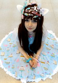 Cosplay-Cover: ''Candy Decora''