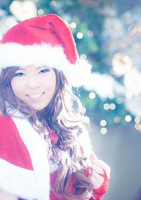 Cosplay-Cover: Miss Santa