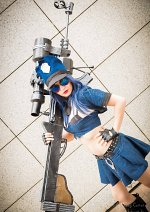 Cosplay-Cover: Officer Caitlyn
