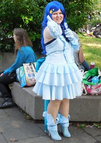 Cosplay-Cover: Hanon Super Idol Form