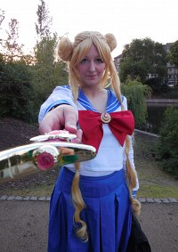 Cosplay-Cover: Bunny Tsukino (Mittelschule)