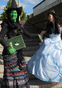 Cosplay-Cover: Elphaba (2. Akt)