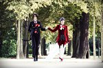 Cosplay-Cover: Sebastian Michaelis [Hochzeit]