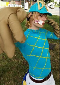 Cosplay-Cover: Diego Brando [Scary Monsters]