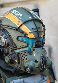 Cosplay-Cover: Marauder Corps Pilot