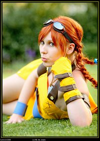 Cosplay-Cover: Aika Thompson