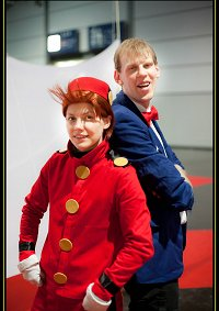 Cosplay-Cover: Spirou