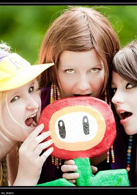 Cosplay-Cover: Lenne [Super Mario Bros.]
