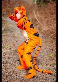 Cosplay-Cover: Tigger
